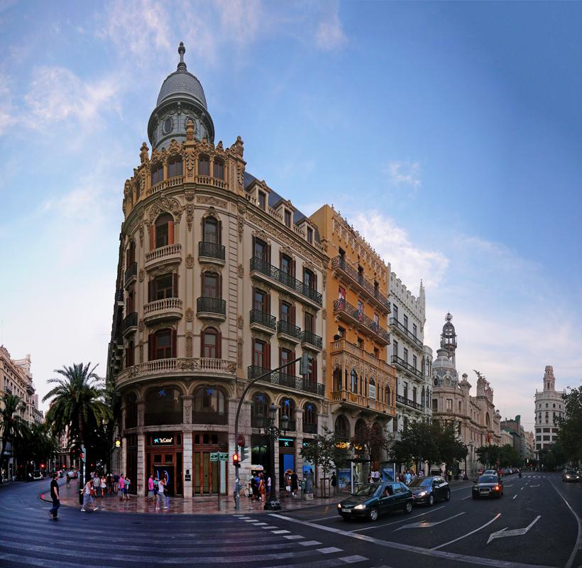 1 ES Valencia-Plaça de l'Ajuntament 2013-08-19 (4)