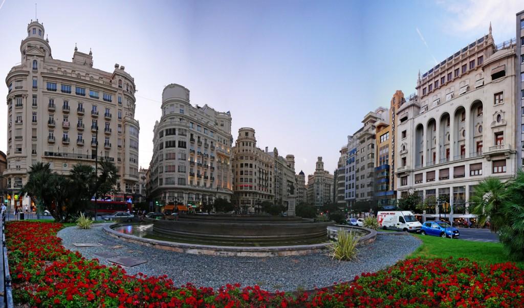 4 ES Valencia-Plaça de l'Ajuntament 2013-08-19 (5)