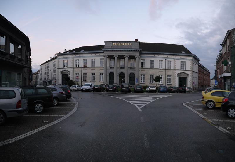 7 BE VB Tienen-Tienen-Kapelstraat-Kapucijnenstraat 2014-10-19
